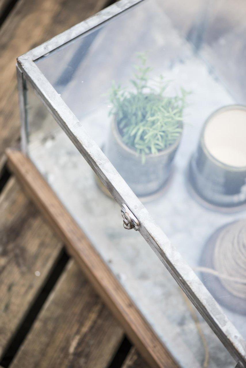 Impressionen zu Ib Laursen Holzspule mit Leinenschnur, Bild 2