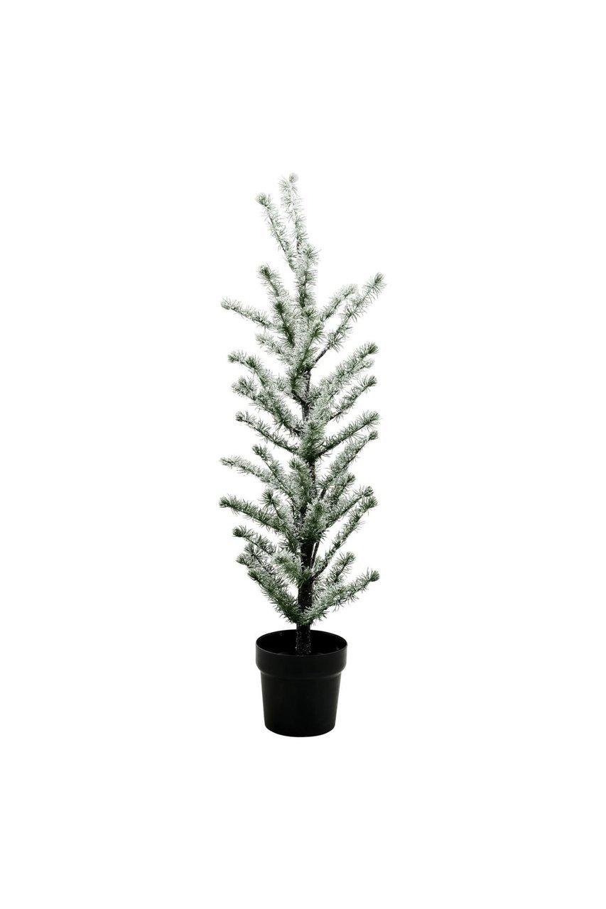 House Doctor Weihnachtsbaum Flocked mit LED