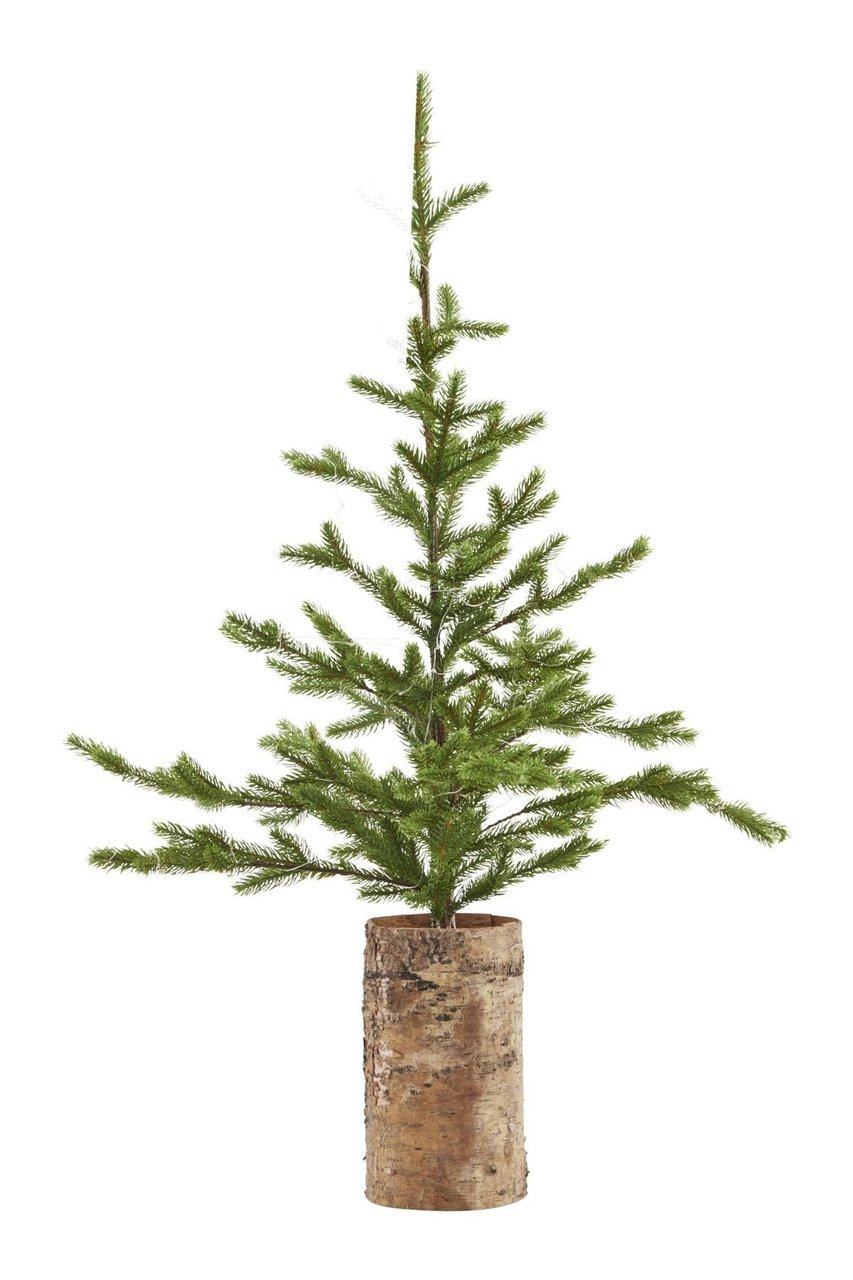 House Doctor Weihnachtsbaum mit Beleuchtung