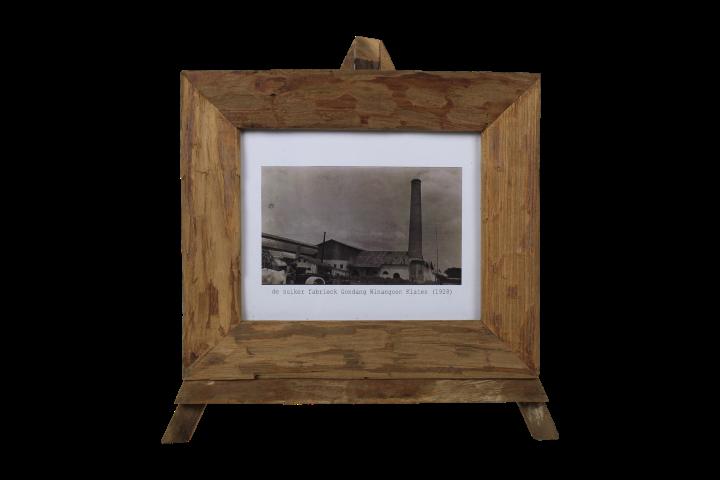 HSM Collection Bilderrahmen aus Echtholz