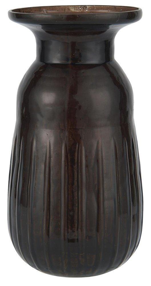Ib Laursen Hyazinthenvase pebbled Glas