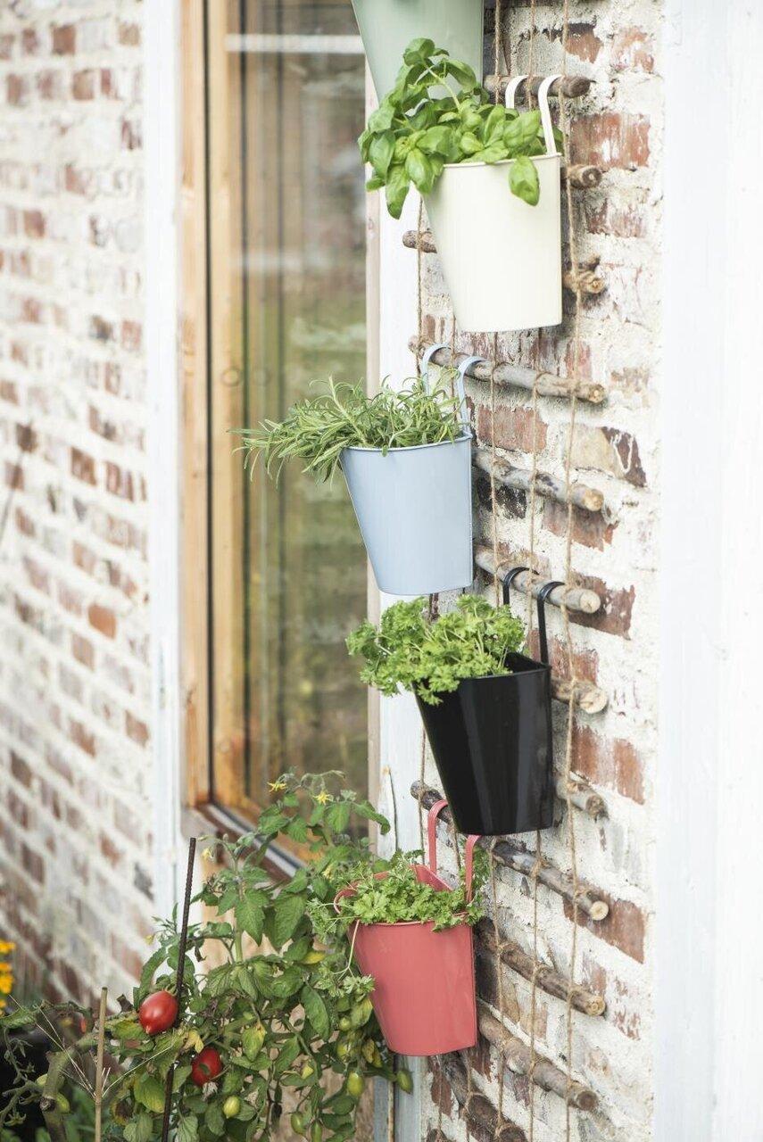 Impressionen zu Ib Laursen Balkontopf zum Hängen, Bild 5