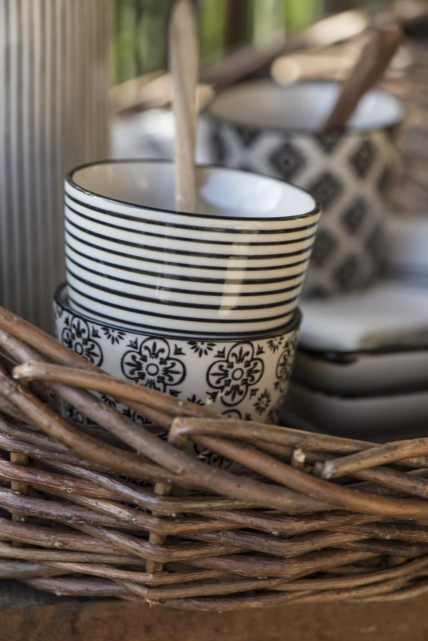 Impressionen zu Ib Laursen Becher klein Casablanca Stripes, Bild 3