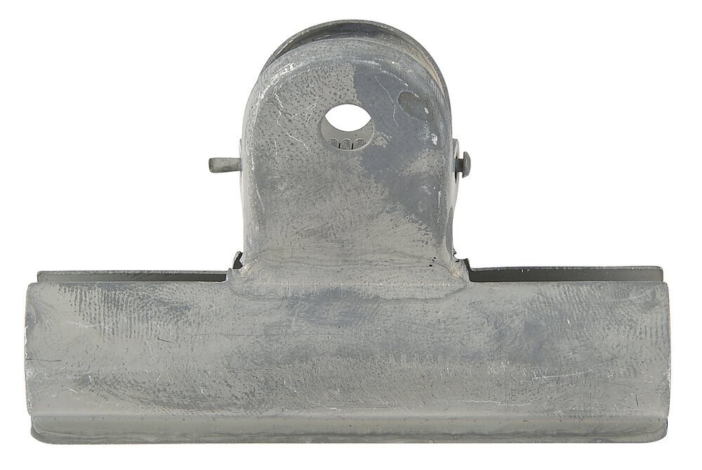Ib Laursen Dokumentenklammer, Beutelverschluss aus Metall