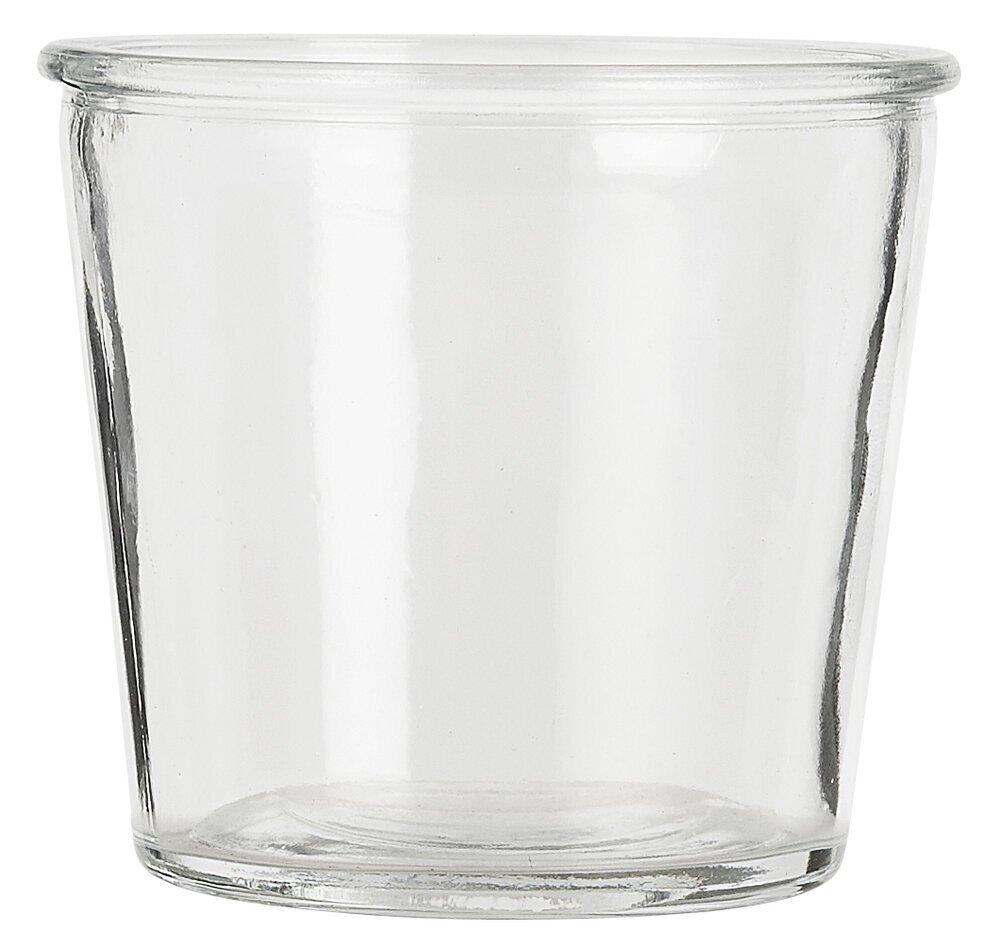 Ib Laursen Glas Topf konisch Hannah