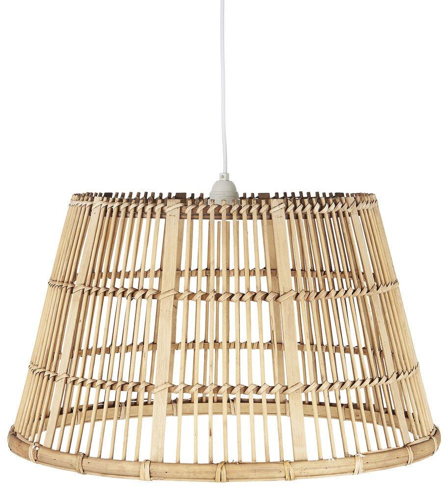 Ib Laursen Hängelampe aus Bambus