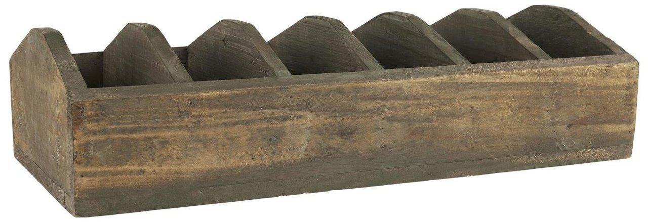 Ib Laursen Holzkiste mit 6 Fächern