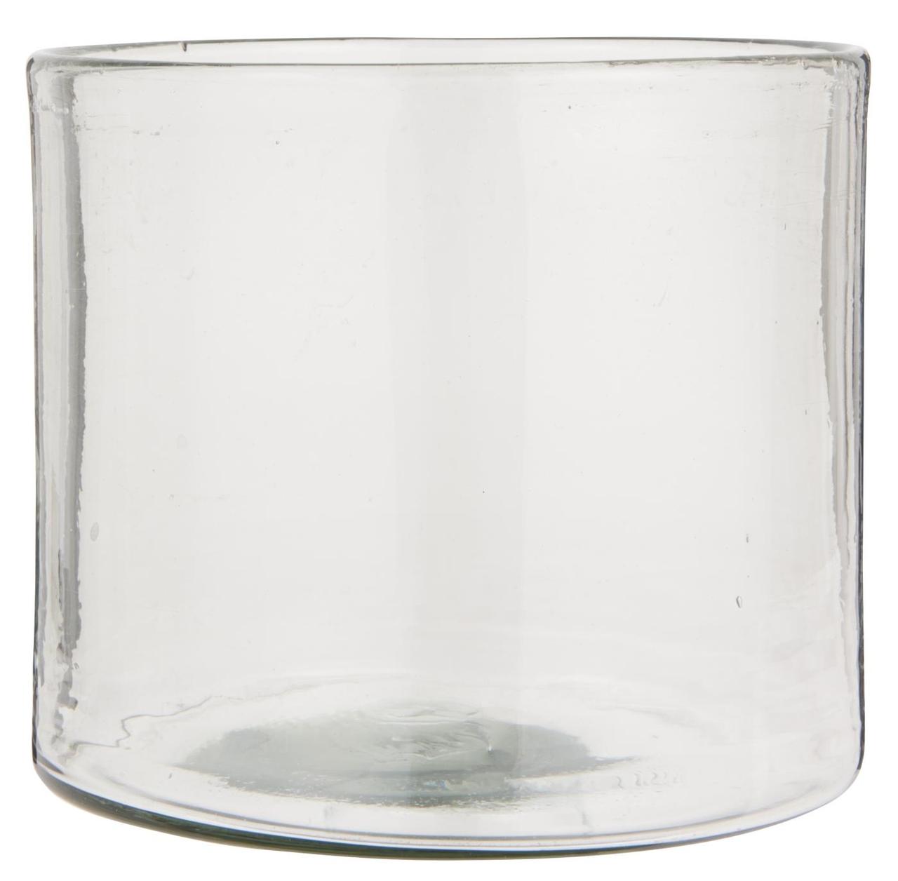 Ib Laursen Hurricane Windlicht Glas