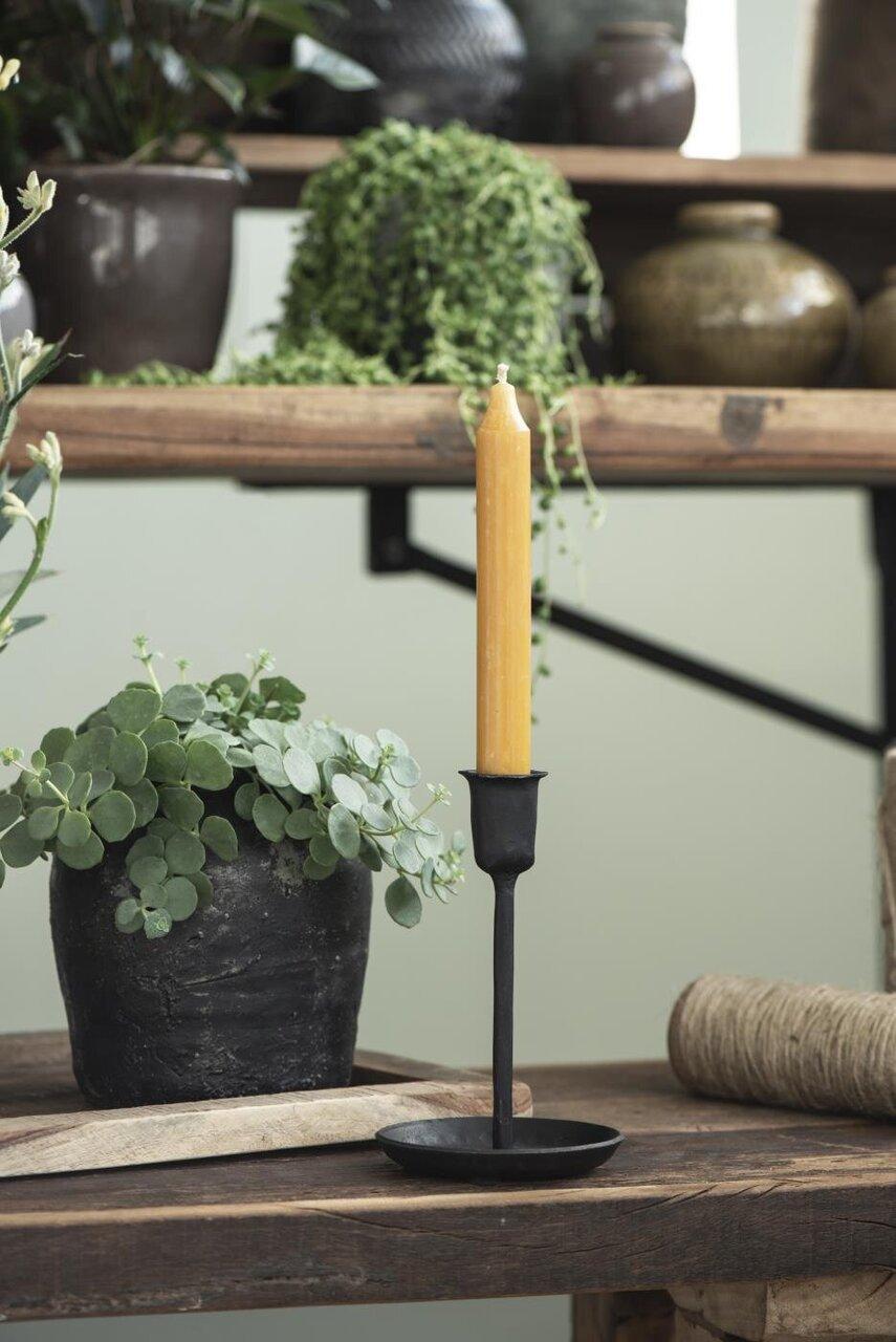 Impressionen zu Ib Laursen Kerzenhalter Kerzenständer für Stabkerze, Bild 2