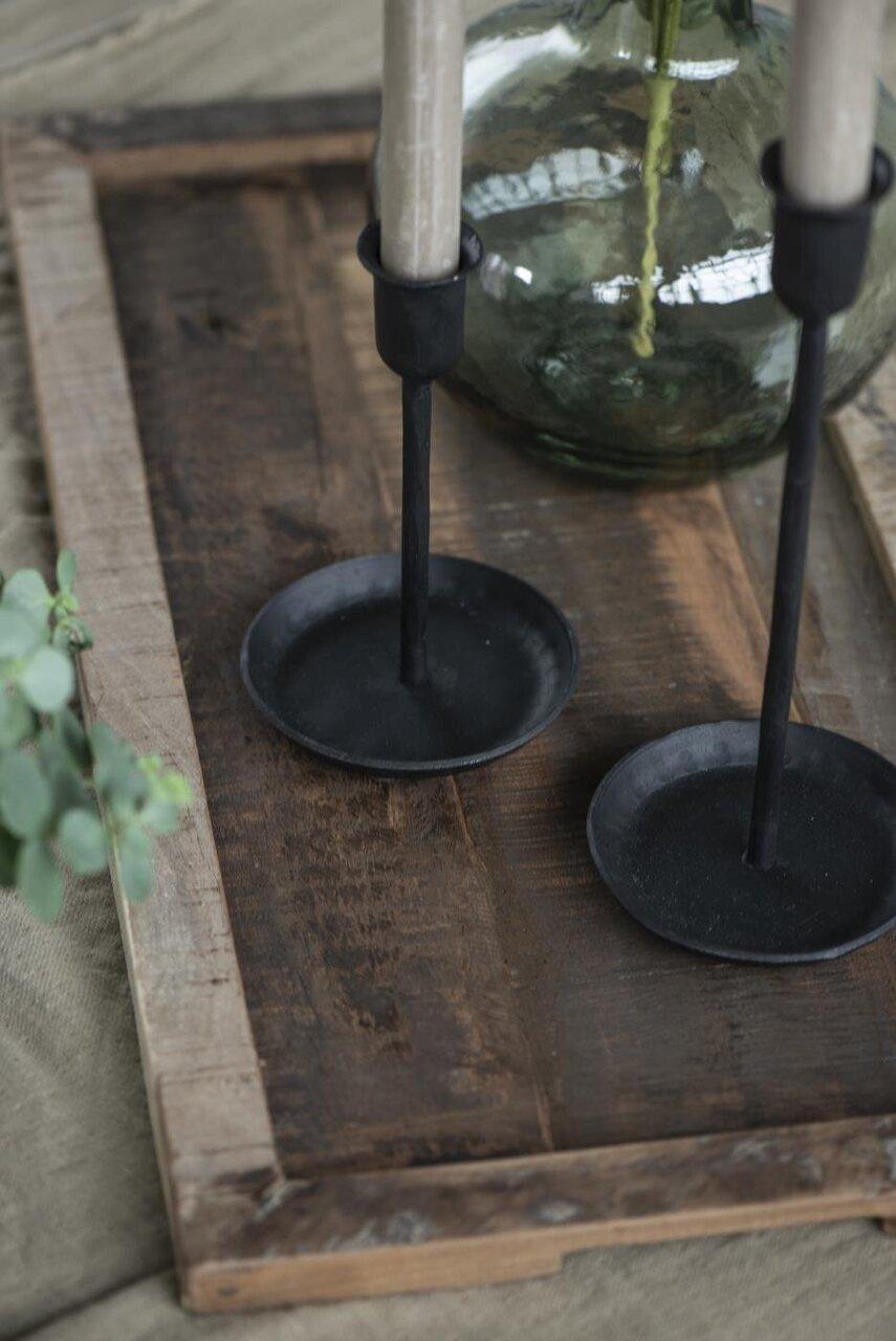 Impressionen zu Ib Laursen Kerzenhalter Kerzenständer für Stabkerze, Bild 5