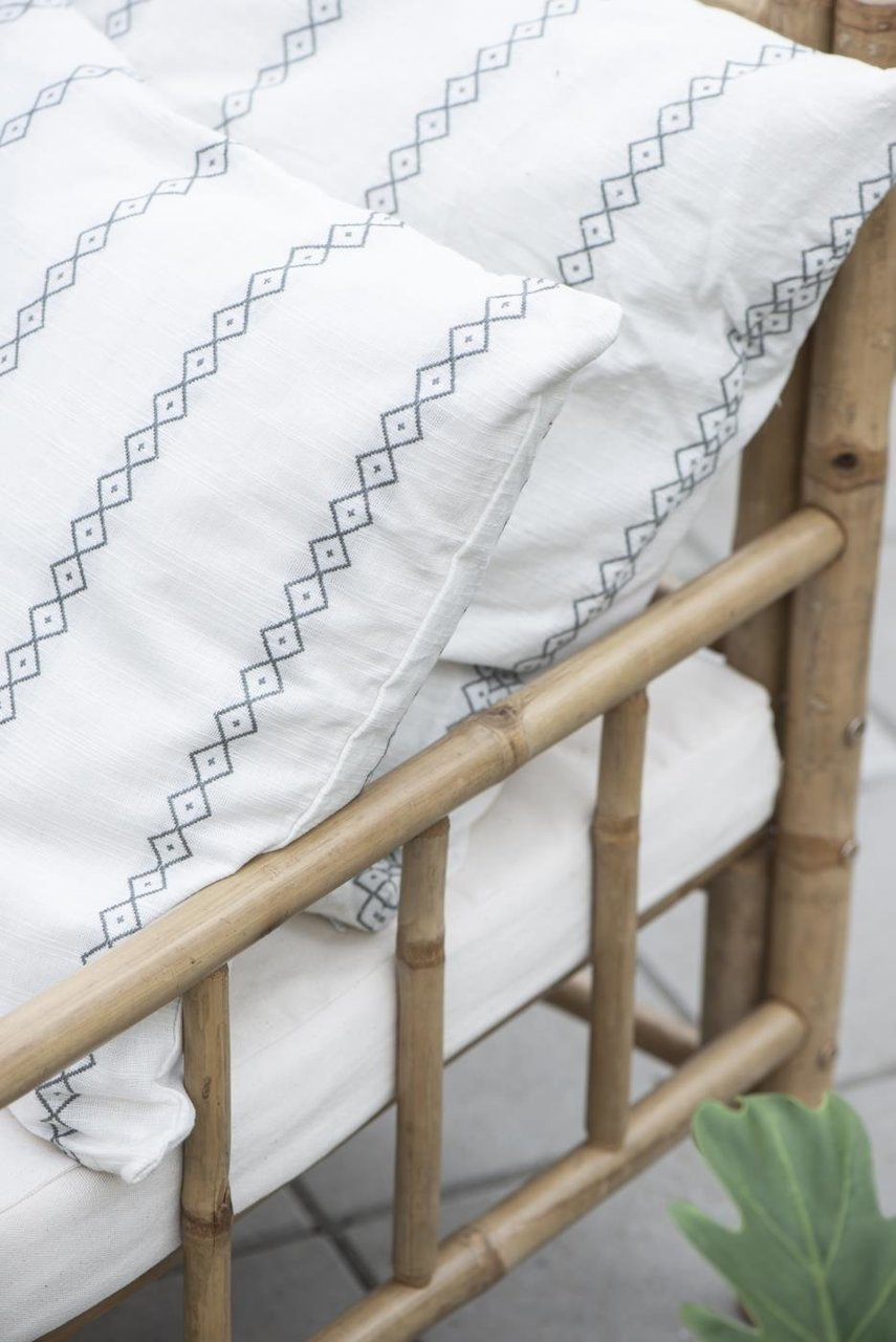 Impressionen zu Ib Laursen Kissenbezug mit Karomuster, Bild 3