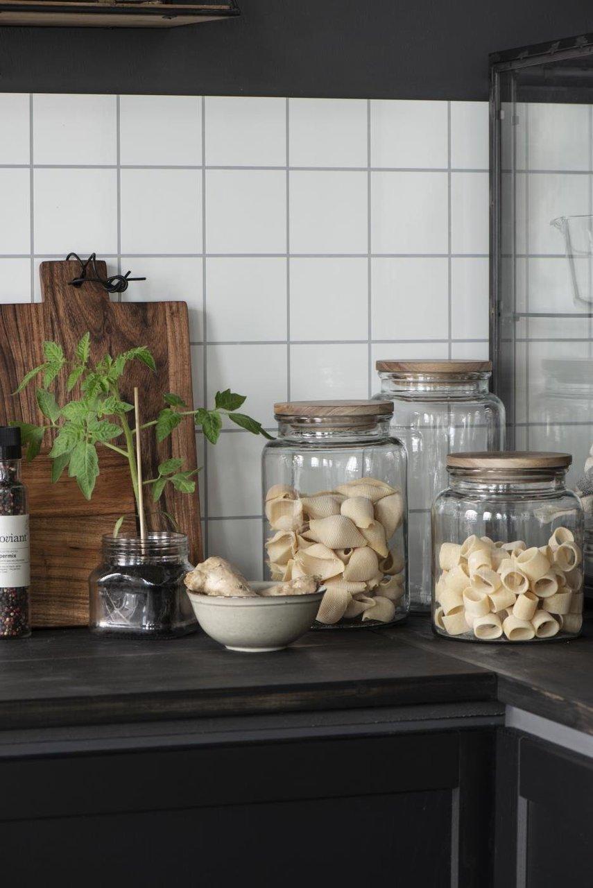 IB Laursen Küchen Aufbewahrung