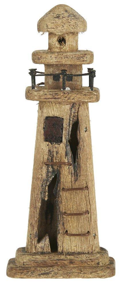 Ib Laursen Leuchtturm Figur