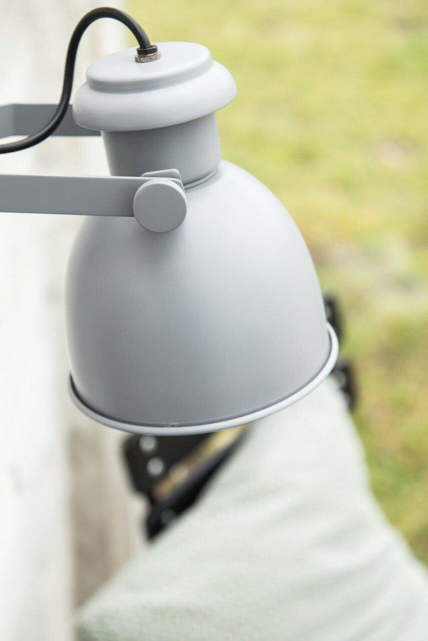 Impressionen zu Ib Laursen Metall Wandlampe, Bild 2