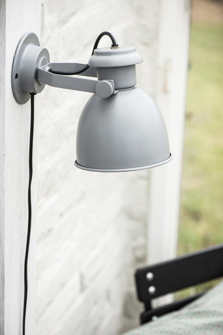Impressionen zu Ib Laursen Metall Wandlampe, Bild 6