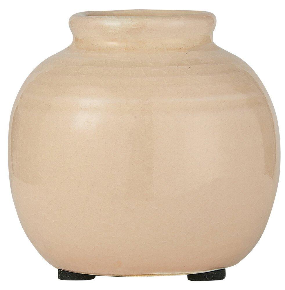 Ib Laursen Mini Vase mit Rillen
