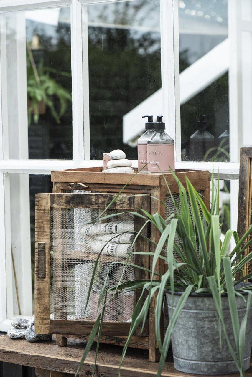 Impressionen zu Ib Laursen Pflanzkübel 3er Set mit Henkeln Urban Garden, Bild 1
