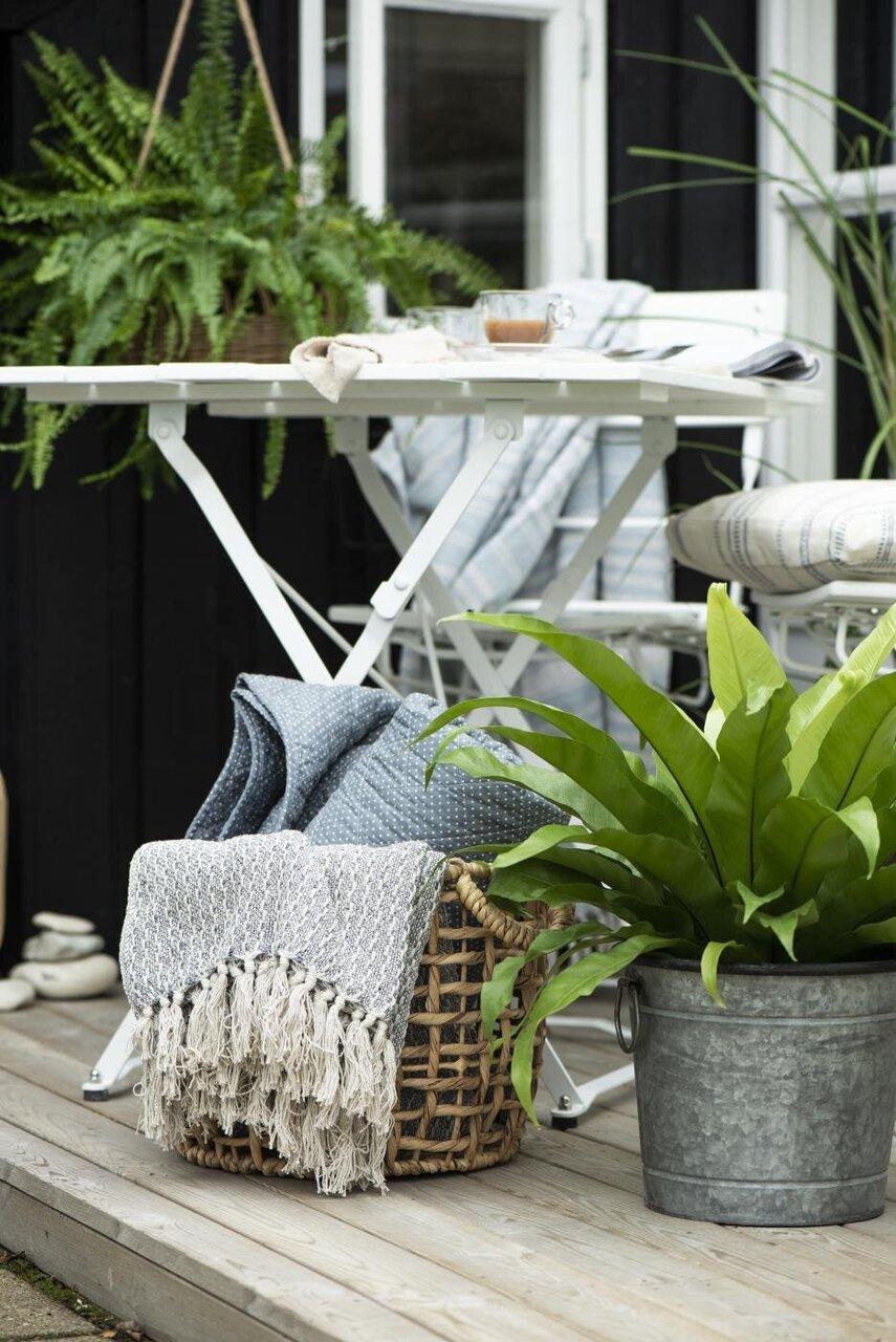 Impressionen zu Ib Laursen Pflanzkübel 3er Set mit Henkeln Urban Garden, Bild 3