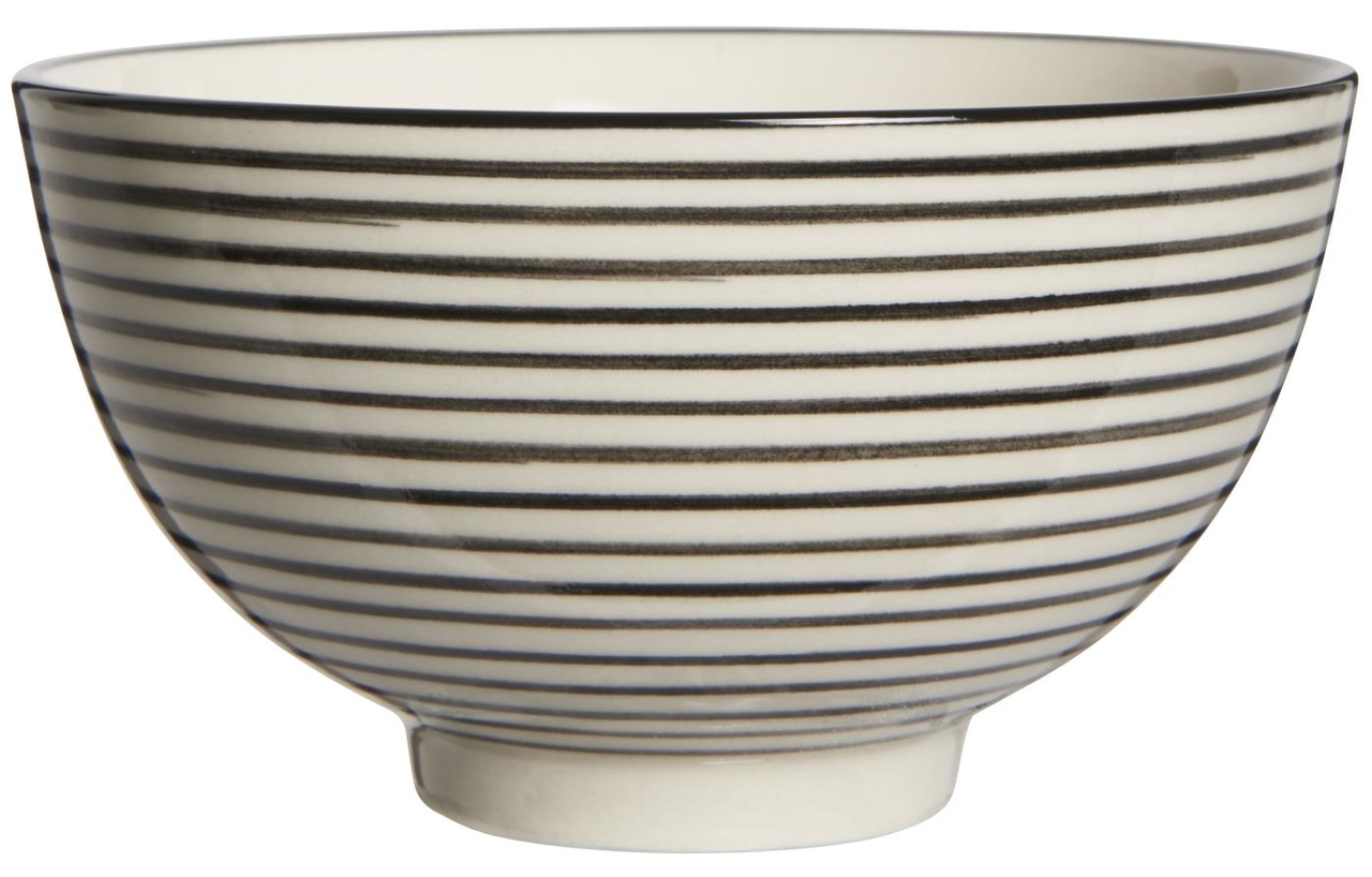 Ib Laursen Schale Casablanca Stripes
