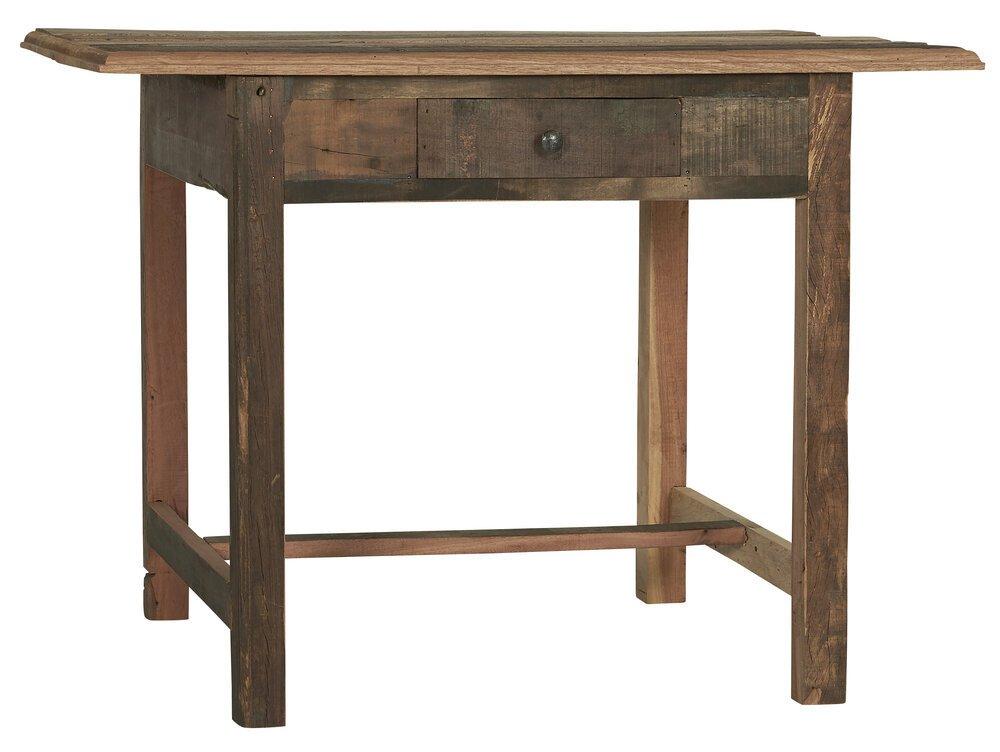 Ib Laursen Tisch mit Schublade UNIKA