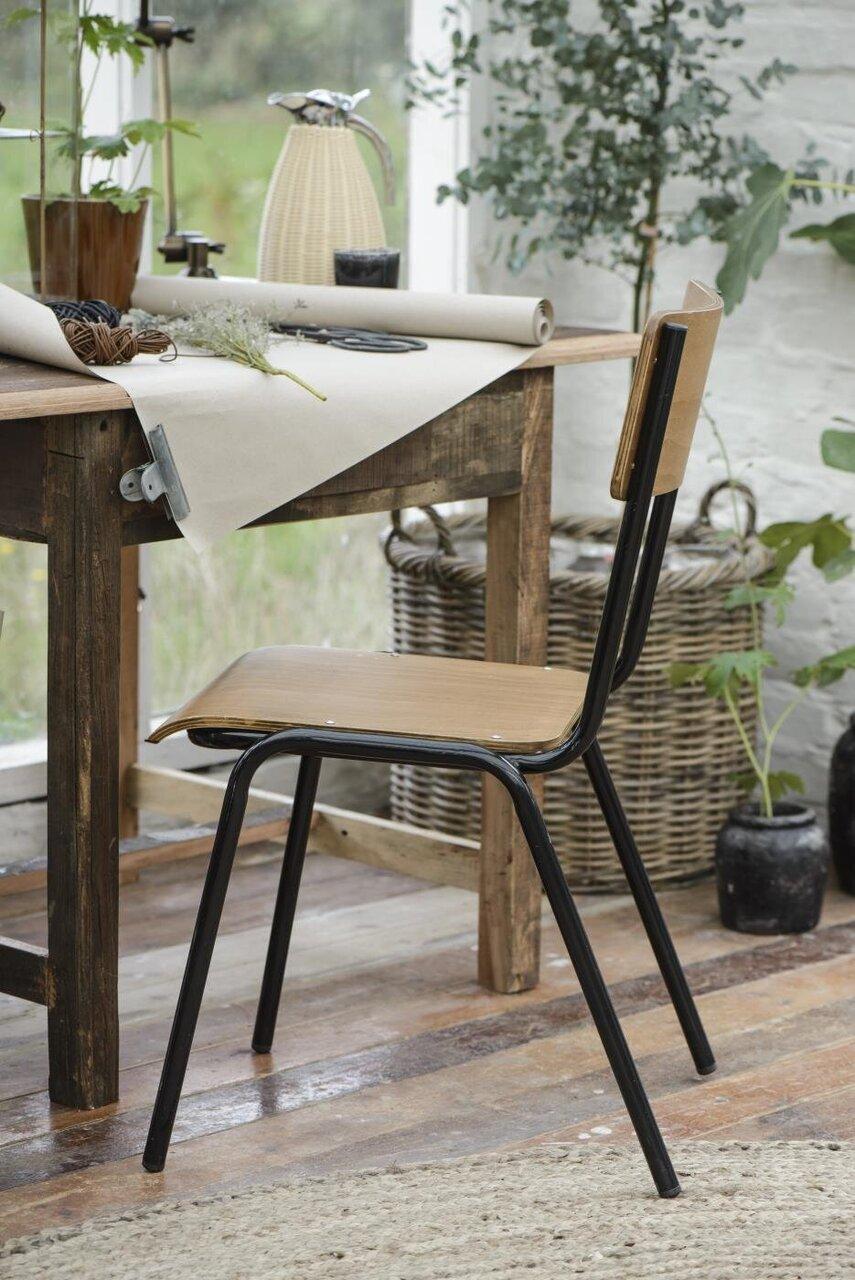 Impressionen zu Ib Laursen Tisch mit Schublade UNIKA, Bild 2