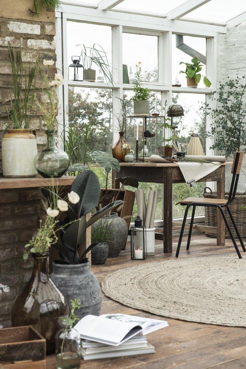 Impressionen zu Ib Laursen Tisch mit Schublade UNIKA, Bild 3