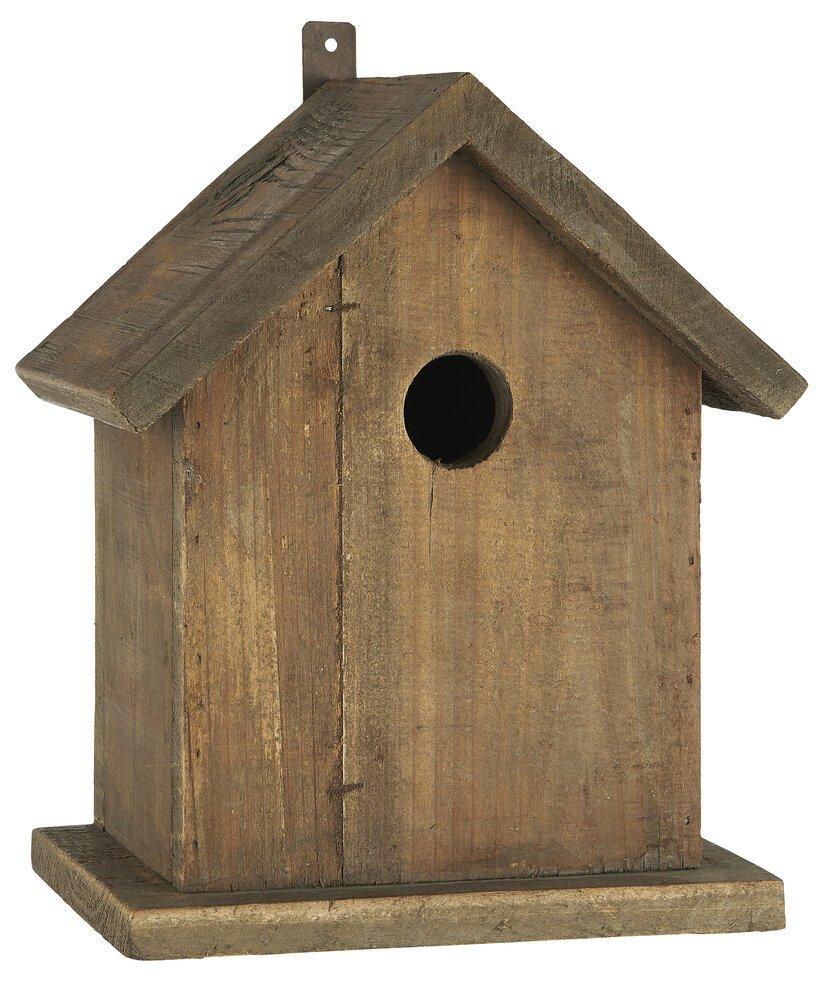 Ib Laursen Vogelhaus mit Loch