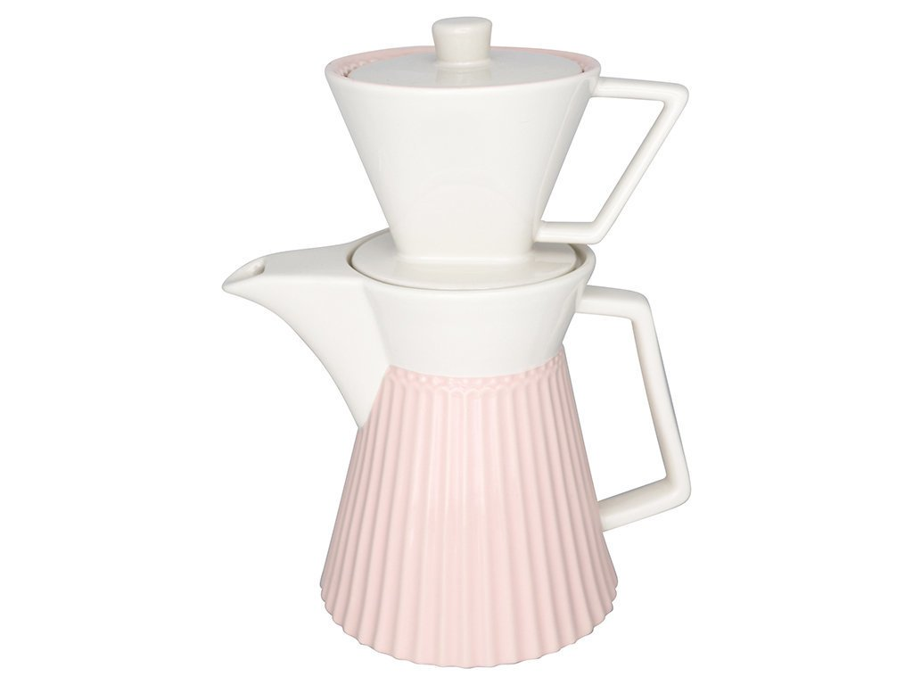 GreenGate Kaffeekanne mit Filter Alice