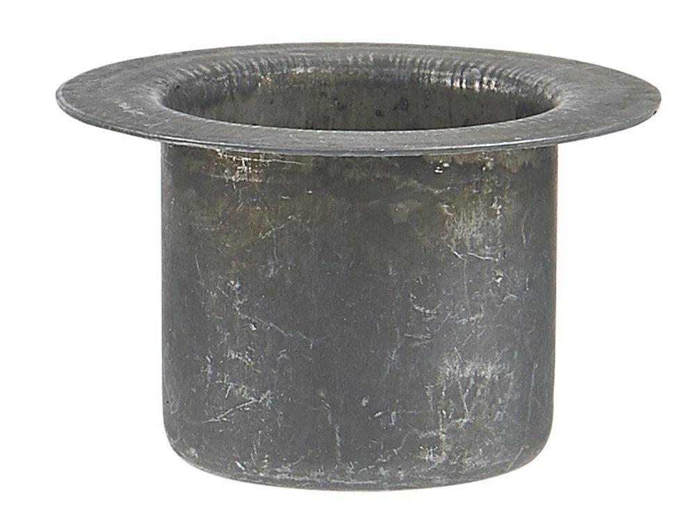 Ib Laursen Kerzenhalter für Stabkerze aus Metall