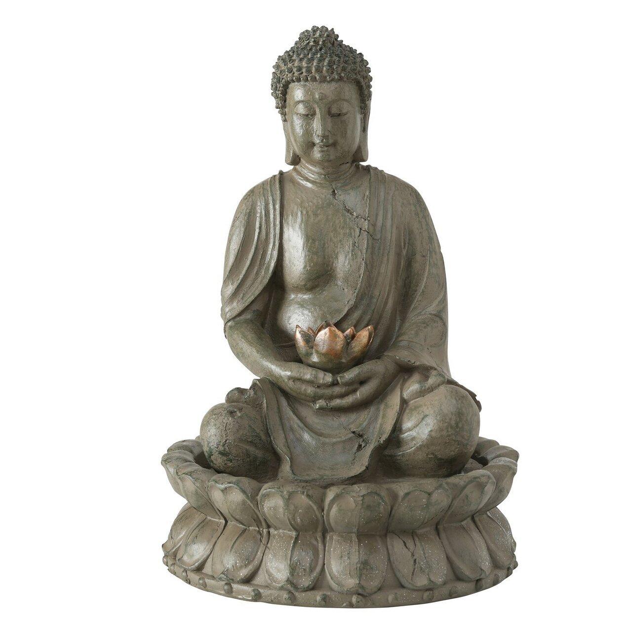 Boltze Kleiner Brunnen Buddha