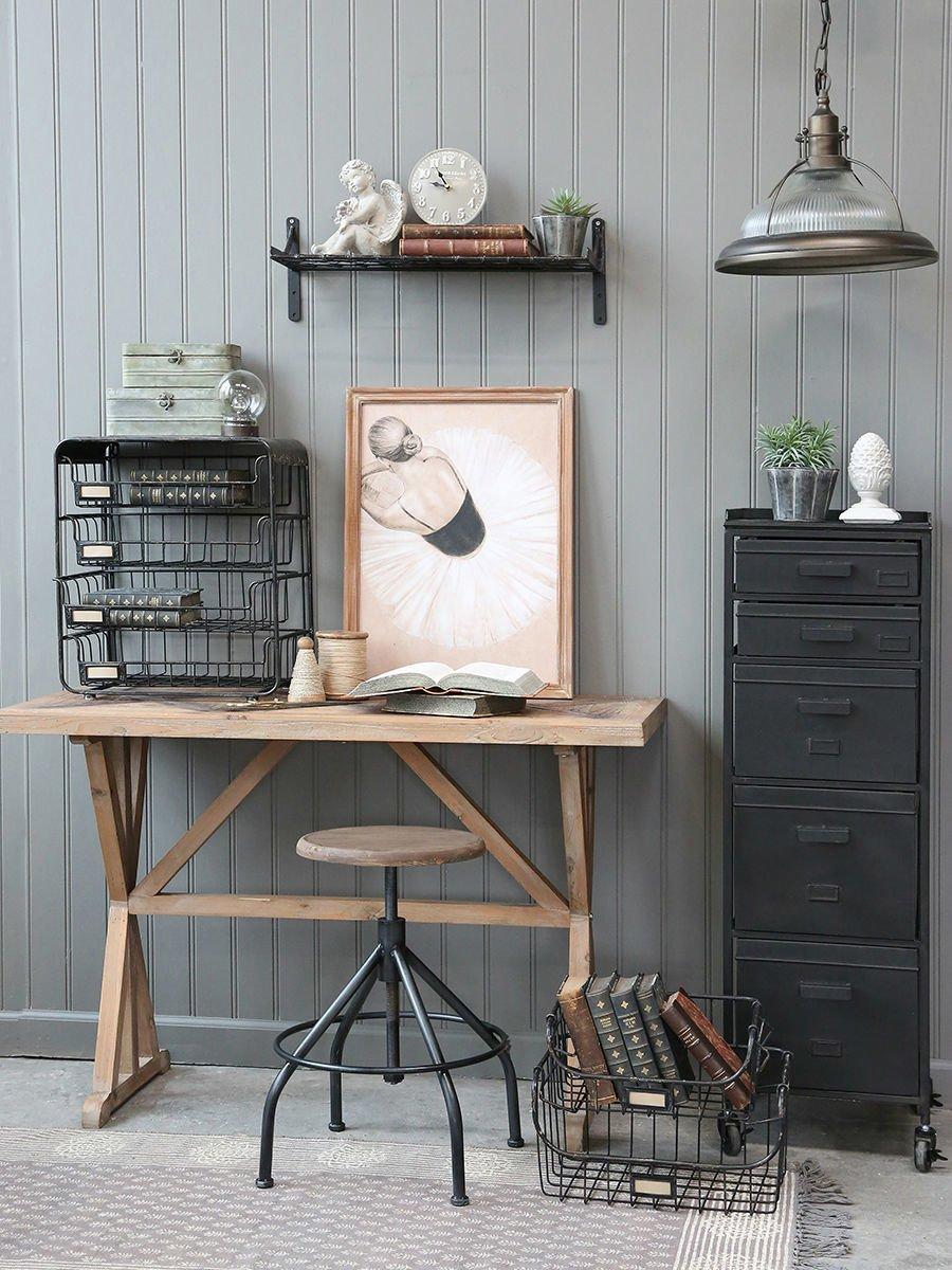 Kleines Home Office