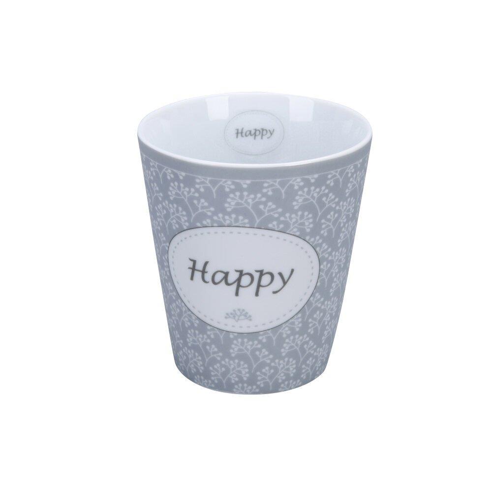 Krasilnikoff Becher Happy Mug Happy