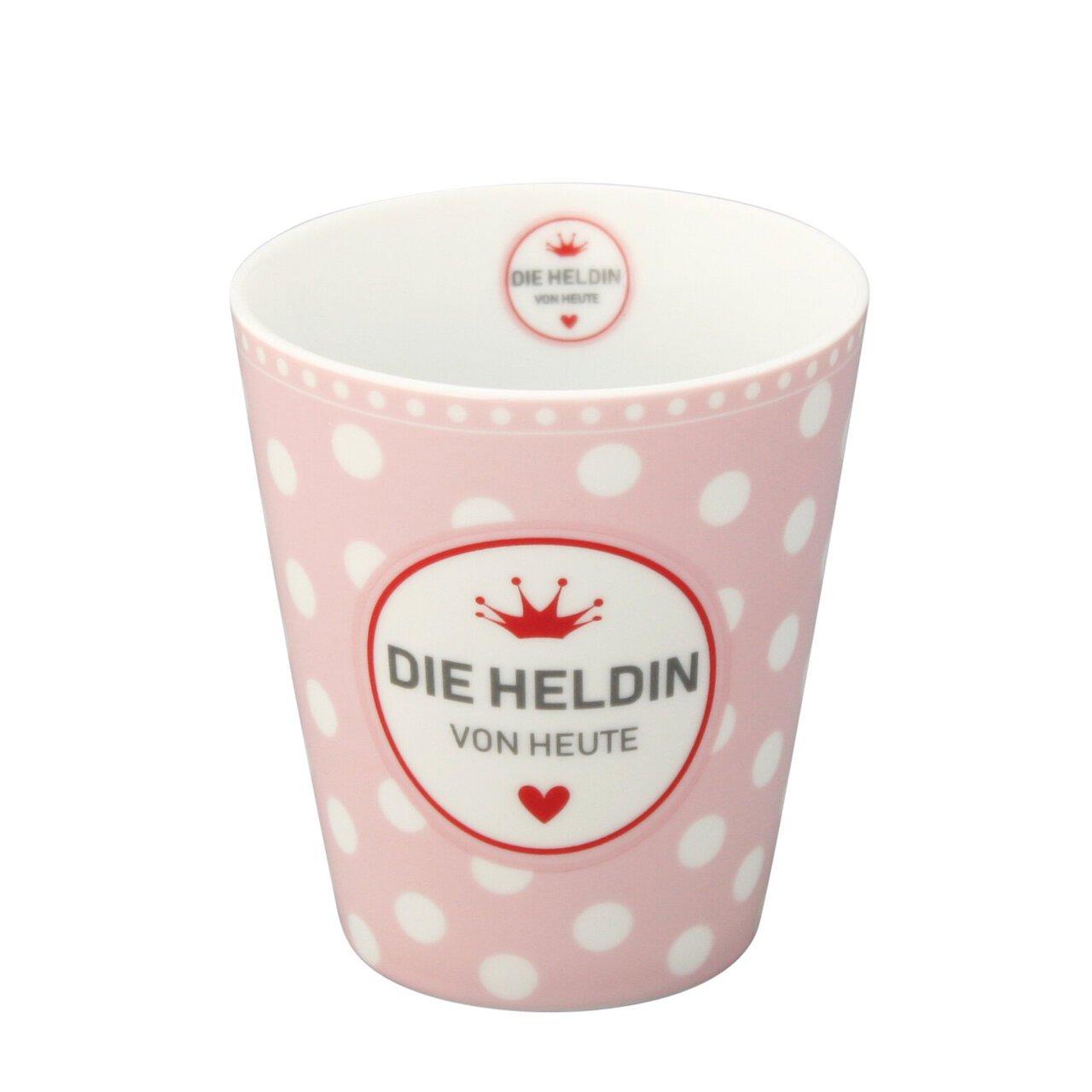 Krasilnikoff Becher Happy Mug Heldin