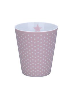 Krasilnikoff Happy Mug Micro Dots Becher