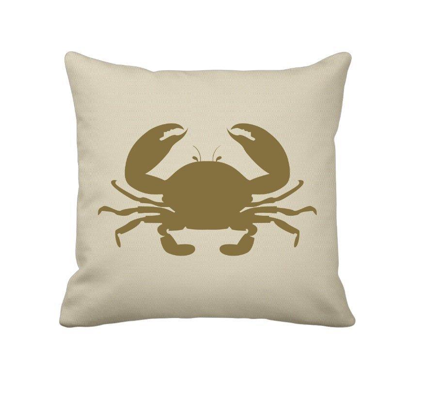 Krasilnikoff Kissenbezug Crab