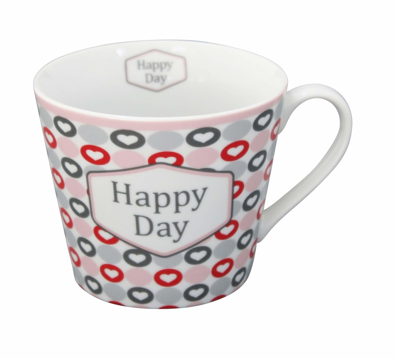 Krasilnikoff Tasse / Cup Happy Day