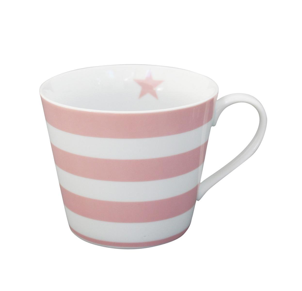 Krasilnikoff Tasse Cup Streifen