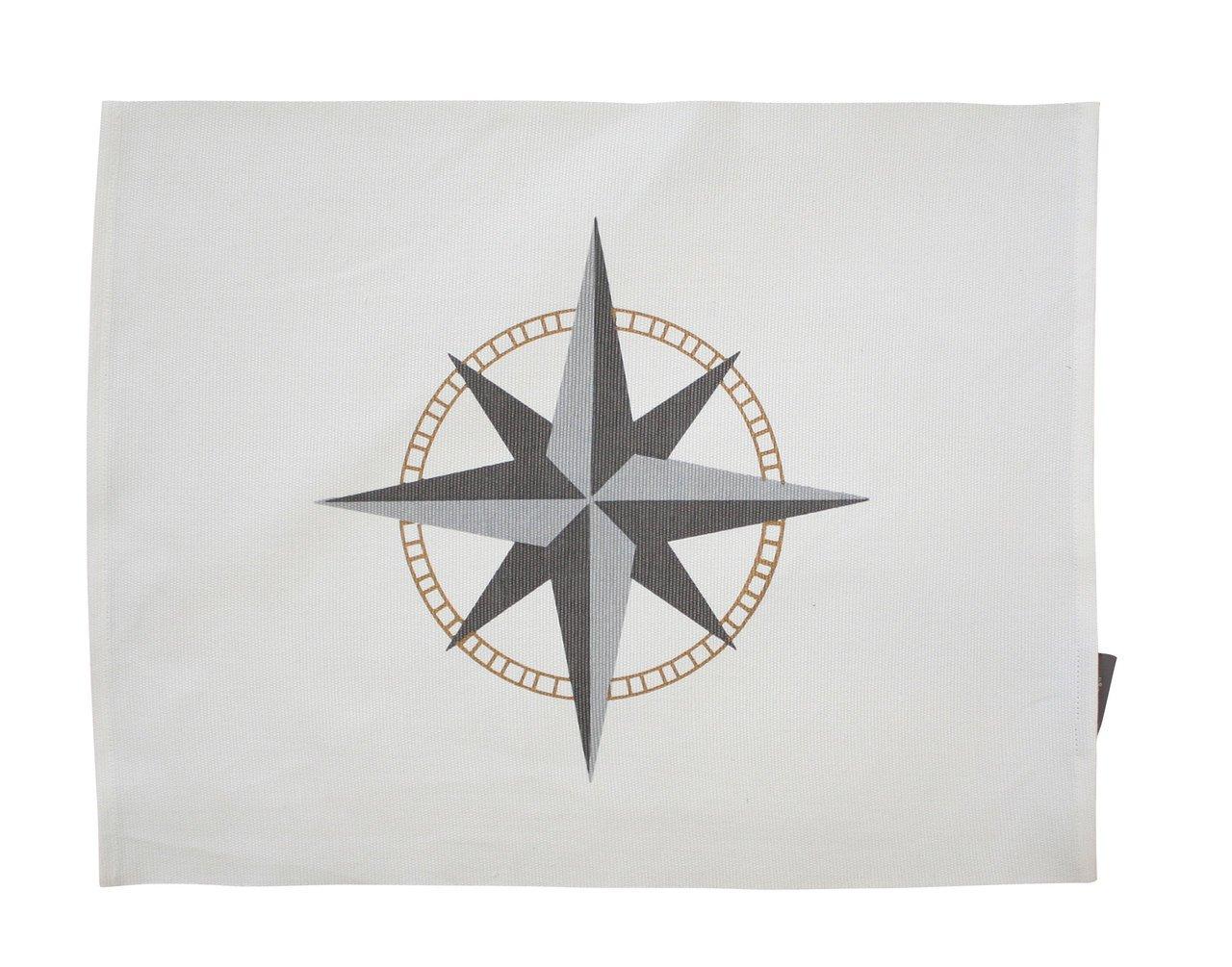 Krasilnikoff Tischset Compass