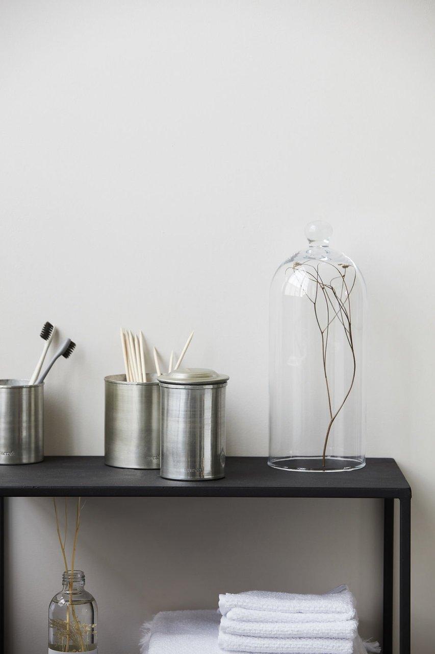 Impressionen zu Meraki Krug mit Deckel Silber-Finish, Bild 3