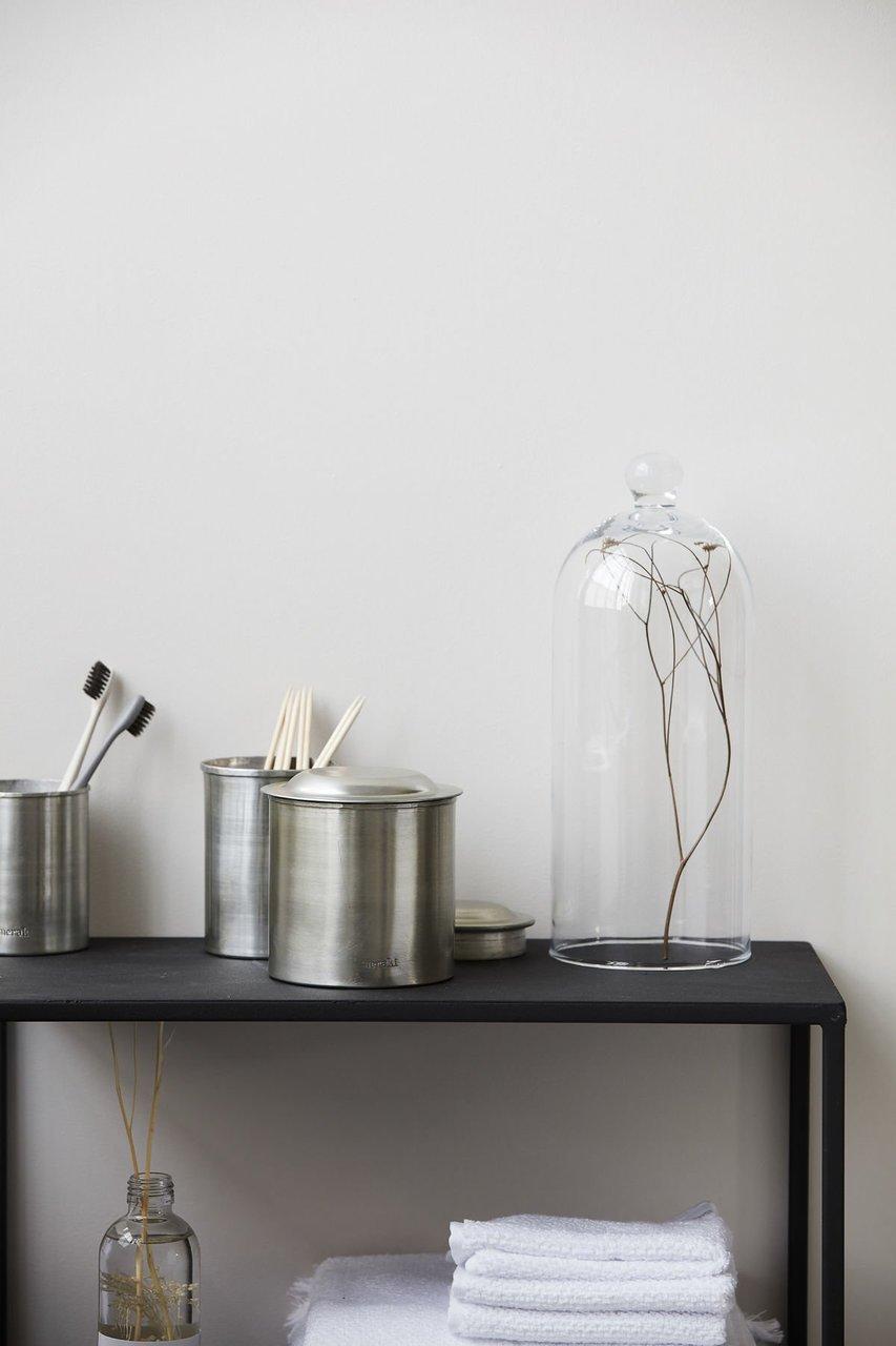 Impressionen zu Meraki Krug mit Deckel Silber-Finish, Bild 5