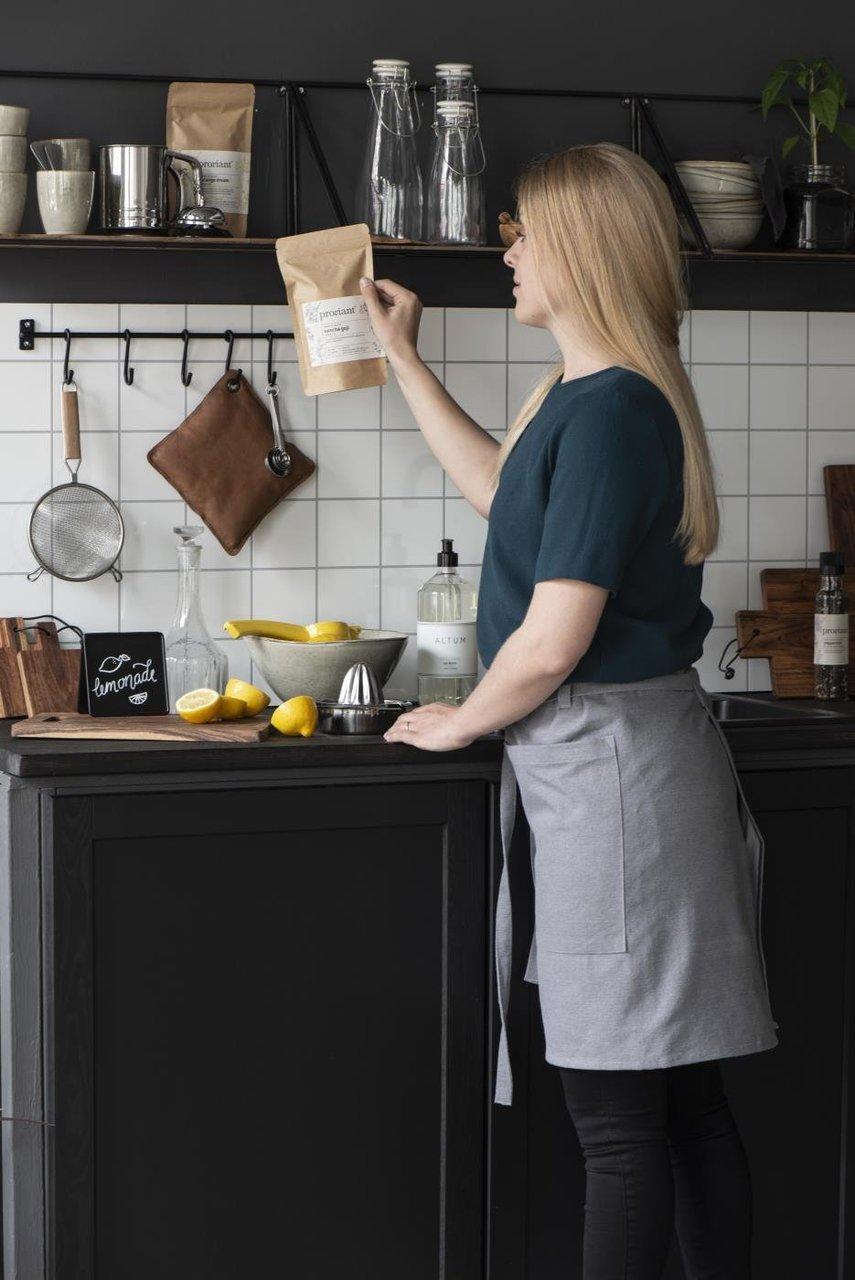 Küchenzubereitung