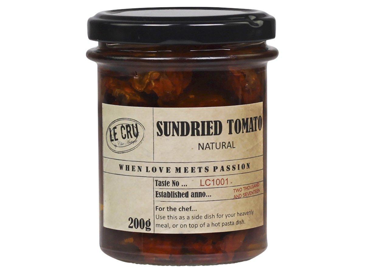 LE CRU Sonnengetrocknete Tomaten