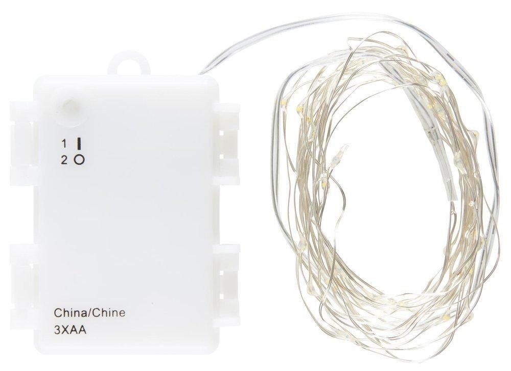 Ib Laursen LED Lichterkette 40 Lichter für Draussen