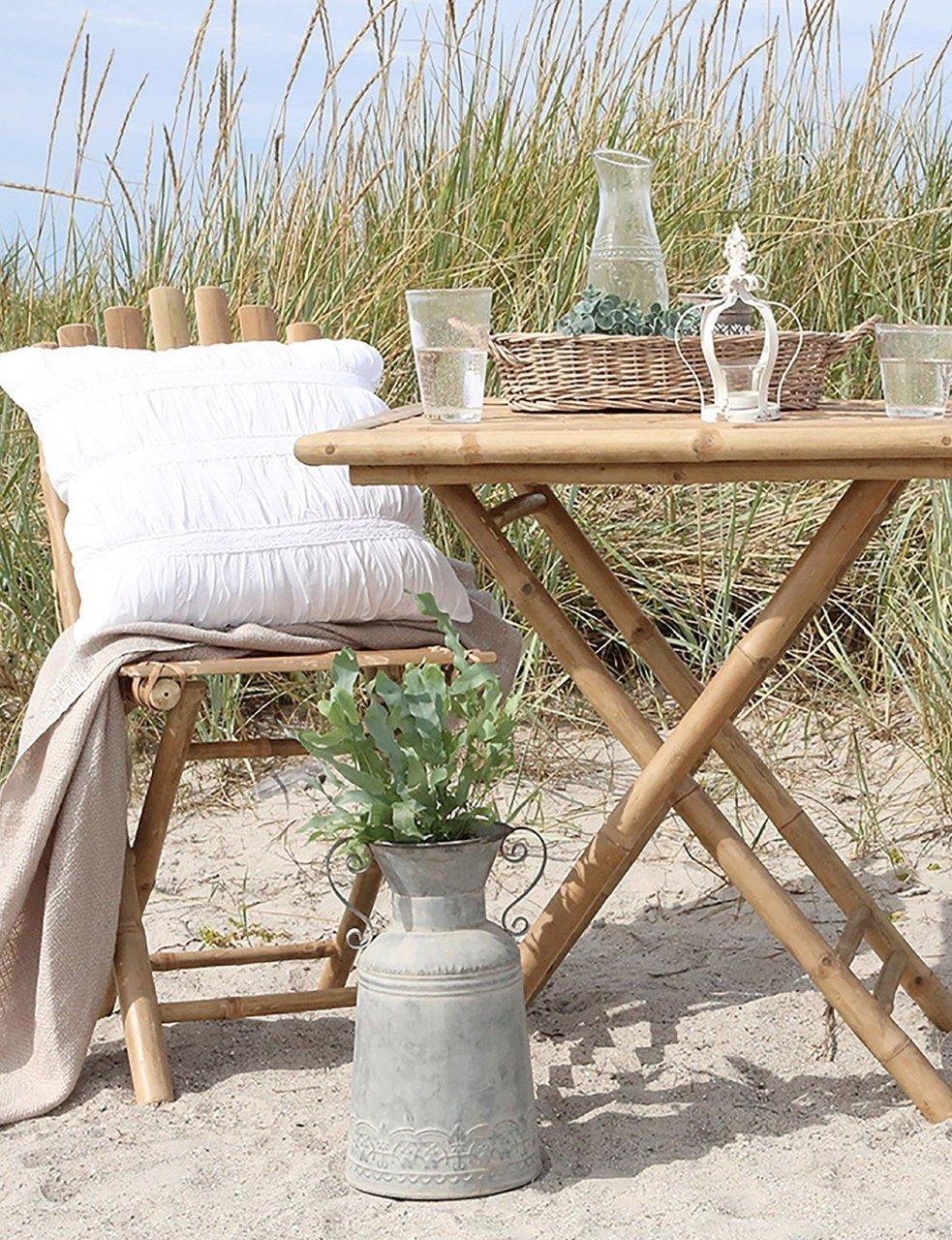 Lyon Garten Möbel Set Tisch & 2 Stühle Von Chic Antique