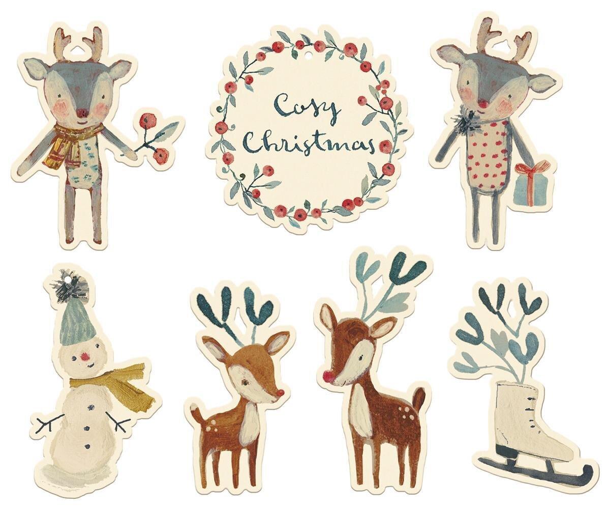 Maileg Geschenkanhänger Cosy Christmas
