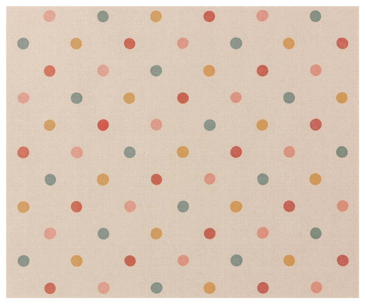 Maileg Geschenkpapier multi dots