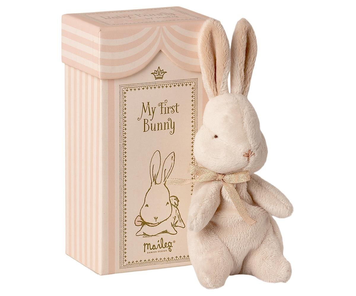 Maileg My First Bunny in Box