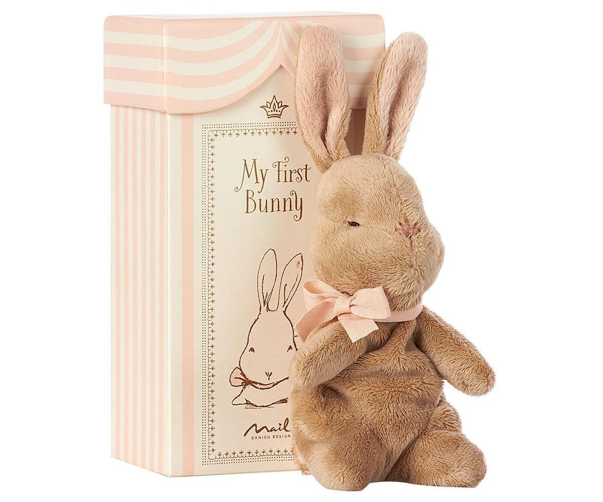 Maileg My First Bunny in Box, Plüschtier