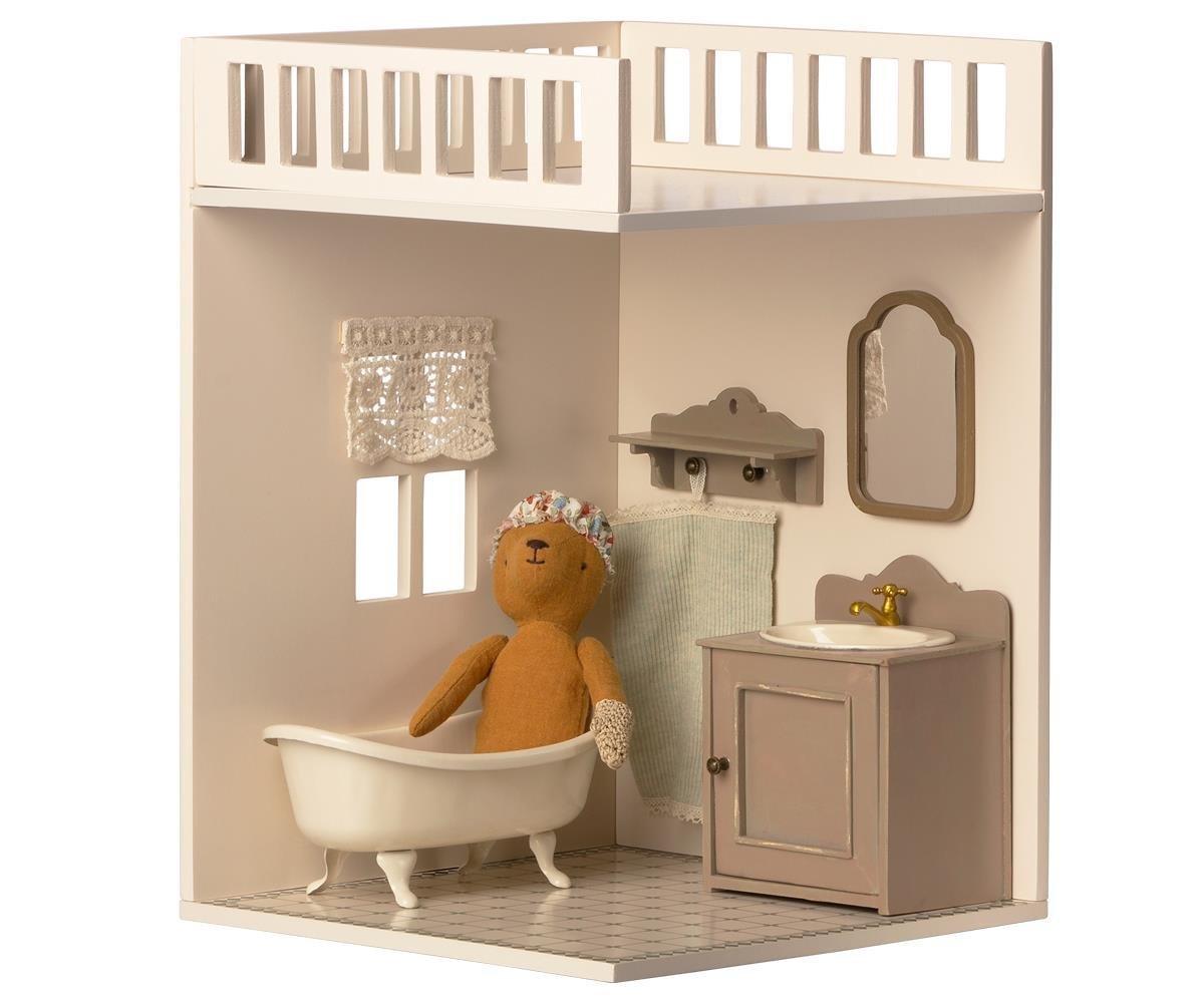 Maileg Puppenhaus Badezimmer