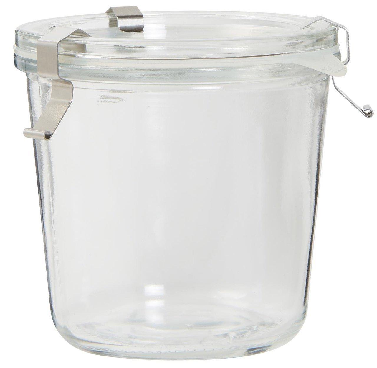 Ib Laursen Marmeladenglas mit Deckel und Clips